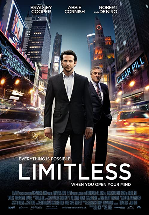 Download Limitless (2011) Unofficial Hindi Dubbed 480p 720p 1080p