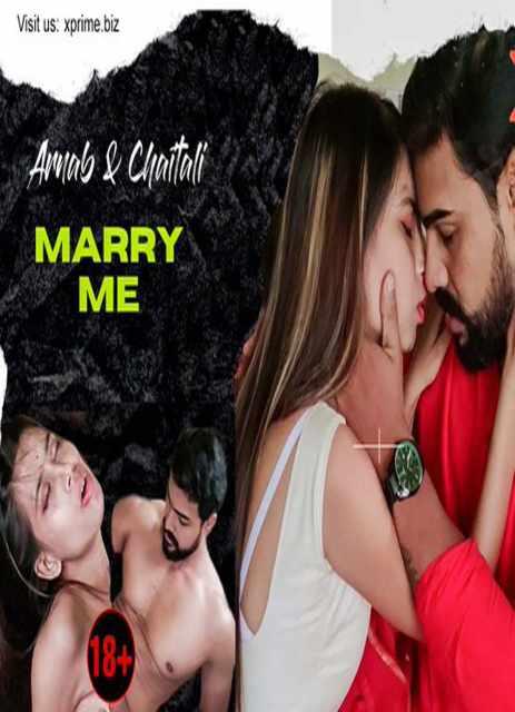 Marry Me 2021 Xprime Originals Hindi Short Film 720p HDRip 182MB Download