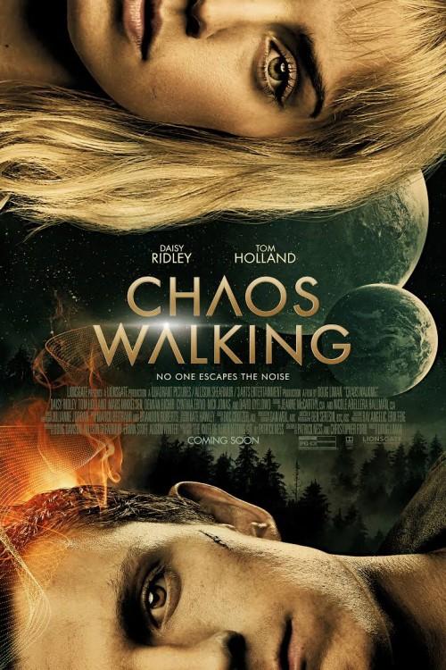 Download Chaos Walking 2021 Dual Audio Hindi & English 480p 720p BluRay Esubs
