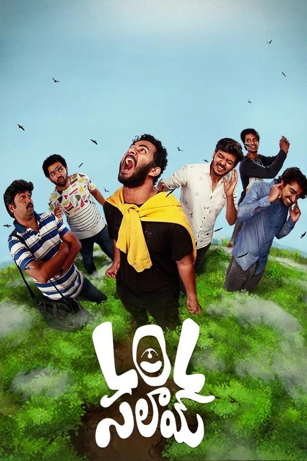 Lol Salaam 2021 S01 Telugu Zee5 Original Complete Web Series HDRip 350MB Download