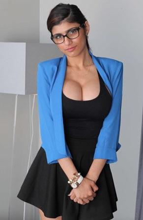Mia Khalifa Means Business (2021)