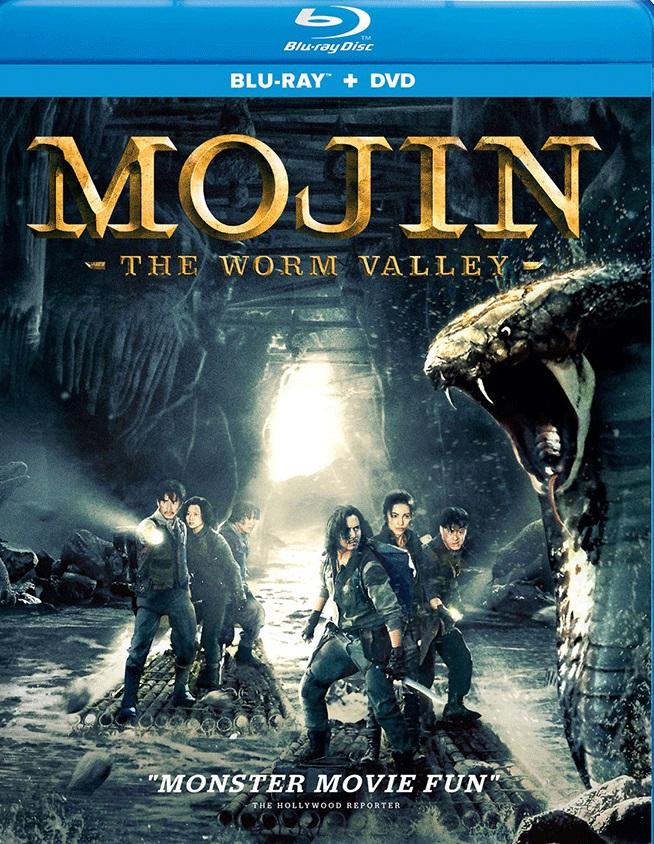 Mojin The Worm Valley (2019) Dual Audio Hindi ORG BluRay x264 AAC 500MB ESub