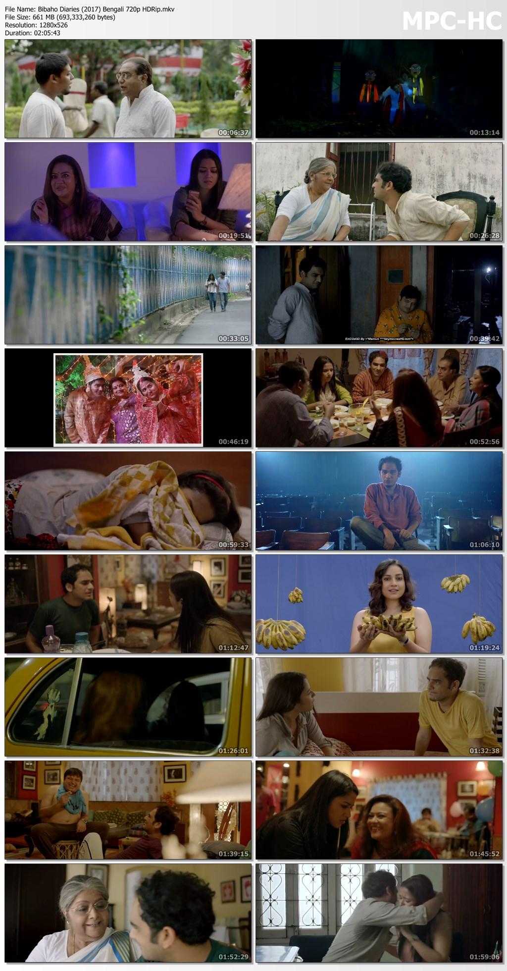 Bibaho Diaries (2017) Bengali 720p HDRip.mkv thumbs