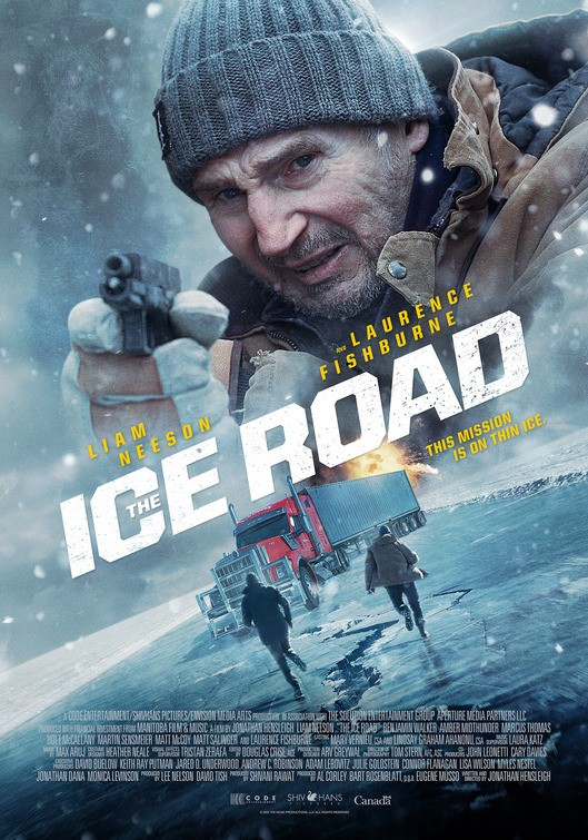 The Ice Road 2021 Bengali Dubbed 720p HDRip 900MB Download