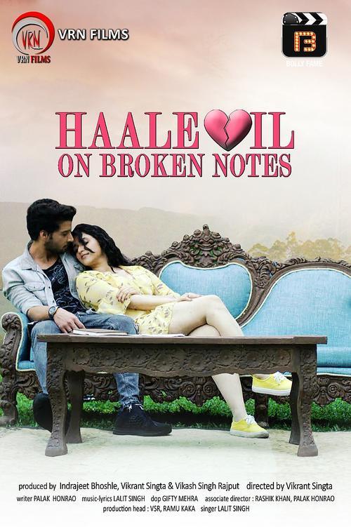 18+ Haal E Dil 2021 BollyFame Originals Hindi Short Film 720p HDRip 200MB x264 AAC