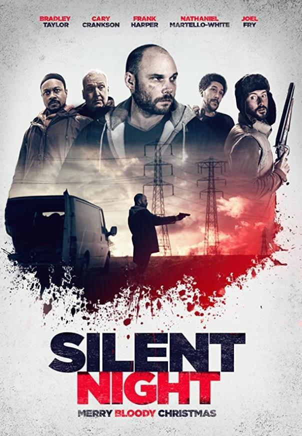 Silent Night 2021 English 300MB HDRip 480p Download