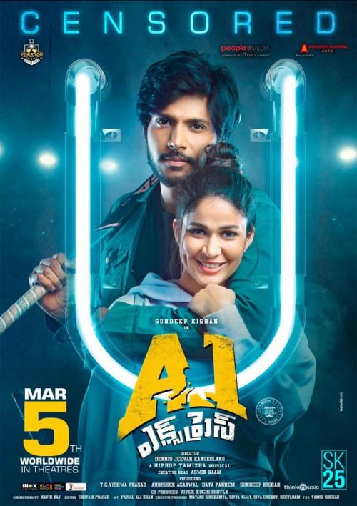 Download A1 Express (2021) UNCUT HD Dual Audio Hindi ORG & Telugu 480p 720p x264 & HEVC Esubs