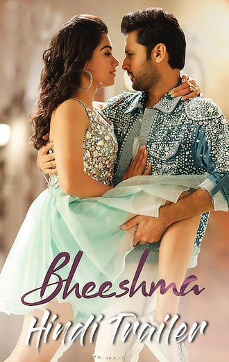 Bheeshma 2020 HQ Hindi Dubbed Trailer (FanDub) 720p HDRip x264 Download