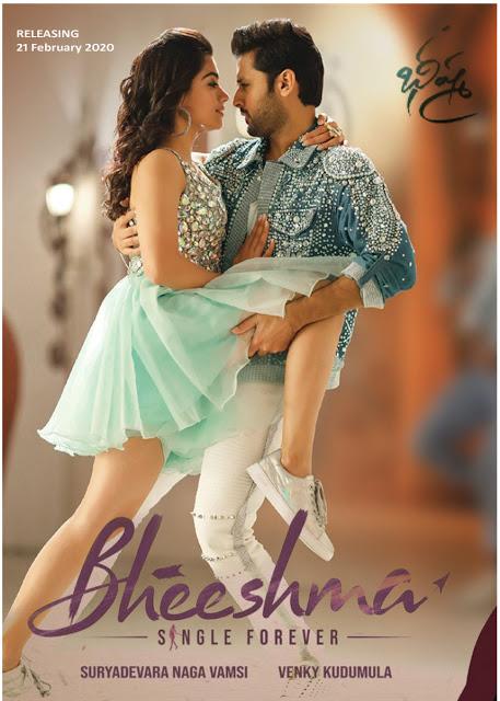 Bheeshma 2020 HQ Hindi PROPER Dubbed 720p HDRip 900MB Download