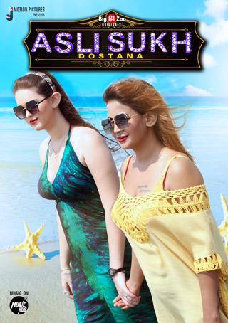 18+ Asli Sukh Dostana 2021 S01 Hindi Complete BigMovieZoo Web Series 720p HDRip 160MB Download