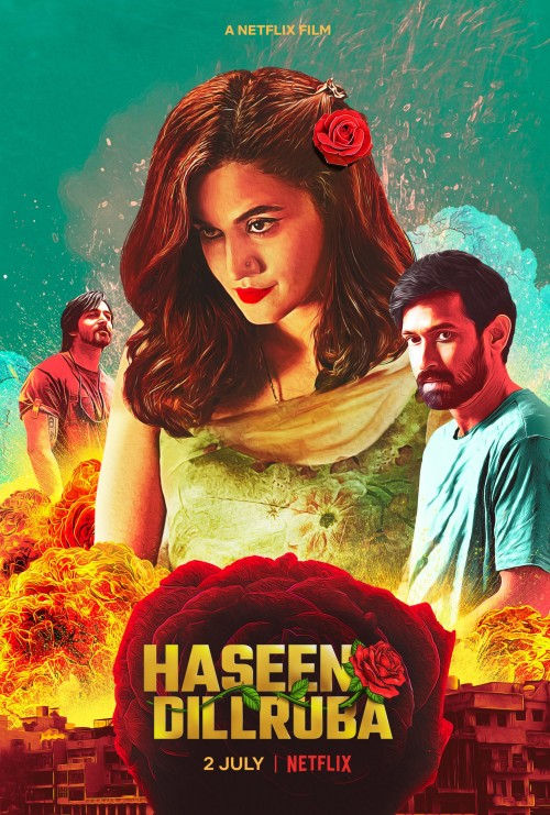 Haseen Dillruba (2021) Hindi HDRip 480p 720p Esubs NetFlix Full Movie Download