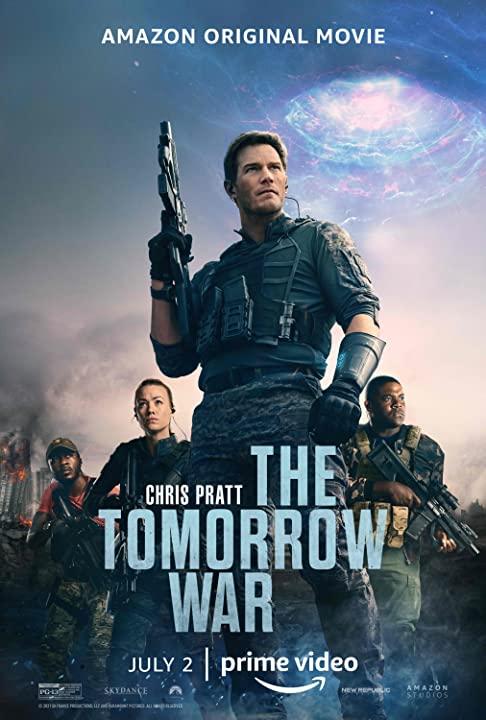 The Tomorrow War (2021) Dual Audio Hindi & English WEB-DL 480p 720p Esubs Full Movie