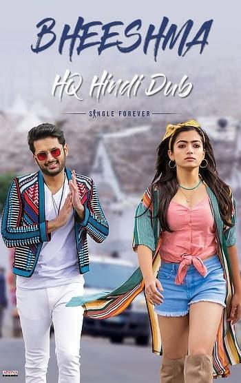 Bheeshma 2020 HQ Hindi Dubbed 720p HDRip 950MB Download