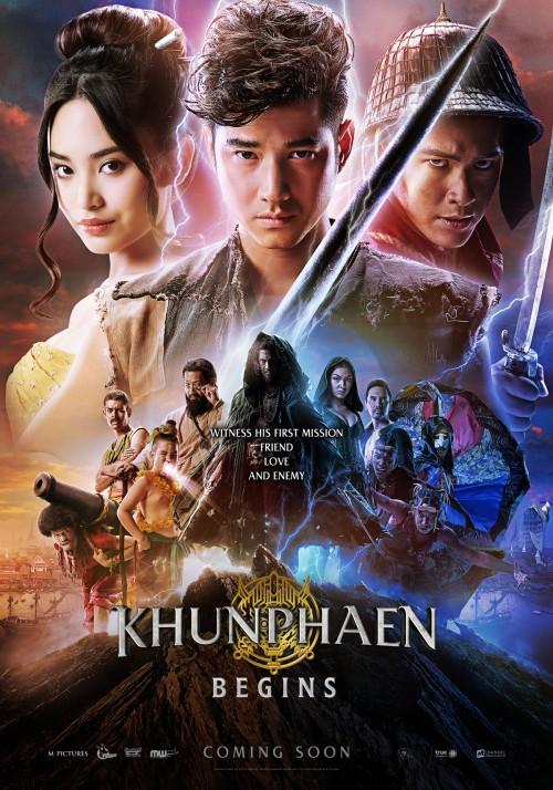 Khun Phaen Begins (2019) Dual Audio [Hindi Dubbed & Thai] BluRay 480p 720p Esubs Full Movie