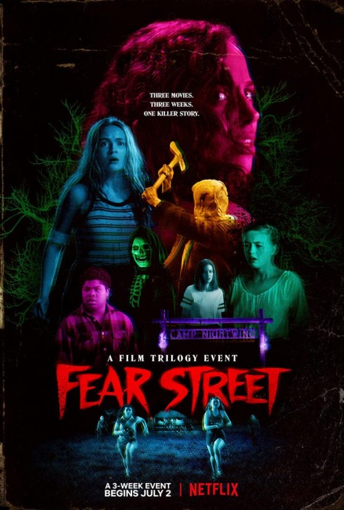 Fear Street Part 1: 1994 (2021) Hindi Dubbed & English Dual Audio 480p 720p 1080p HD Esubs