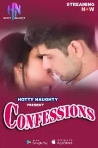 18+ Confressions 2021 HottyNoughty Originals Hindi Short Film 720p HDRip 50MB Download