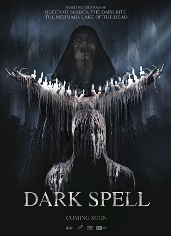 Dark Spell 2021 Hindi Dubbed 720p HDRip 800MB Download