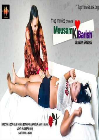 18+ Mausam Ki Barish (2021) S01E01 11UpMovies Hindi Web Series 720p HDRip 200MB Download