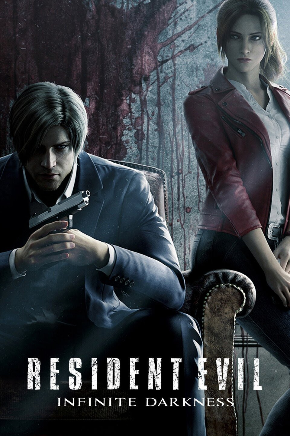 Resident Evil Infinite Darkness 2021 S01 English Complete NF Series 720p HDRip 700MB Download
