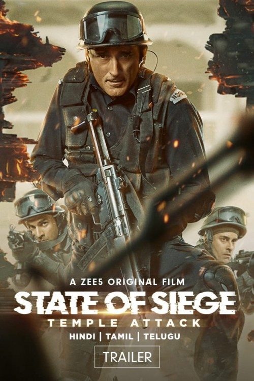 State of Siege: Temple Attack (2021) WEB-DL 720p 1080p Hindi Esubs