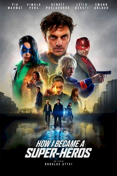 How I Became a Super Hero (2021) Dual Audio Hindi & English 480p 720p WEB-DL Full Movie Download