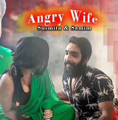 18+ Angry Wife 2021 XPrime UNCUT Hindi Short Film 720p HDRip 150MB x264 AAC