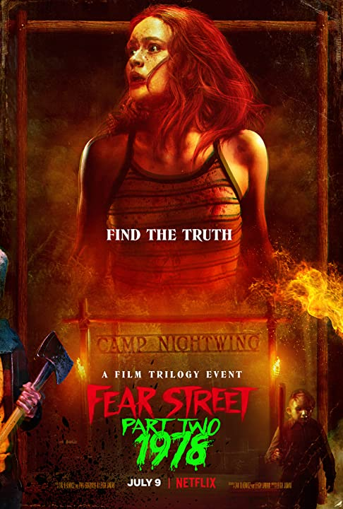 Fear Street Part 2: 1978 (2021) Dual Audio Hindi & English 480p 720p WEB-DL Full Movie Download