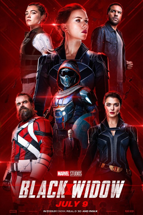 Black Widow (2021) English HDRip 480p 720p 1080p 2160p [4K] With Esubs Full Hollywood Movie Download
