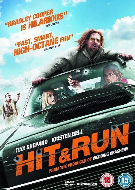 Hit And Run 2012 Hindi ORG Dual Audio 480p BluRay ESub 400MB x264 AAC