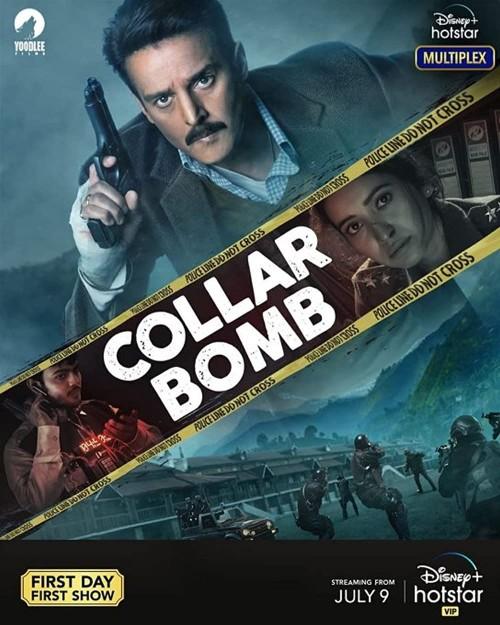 Collar Bomb (2021) WEB-DL 480p 720p 1080p Hindi Esubs Full Movie Download