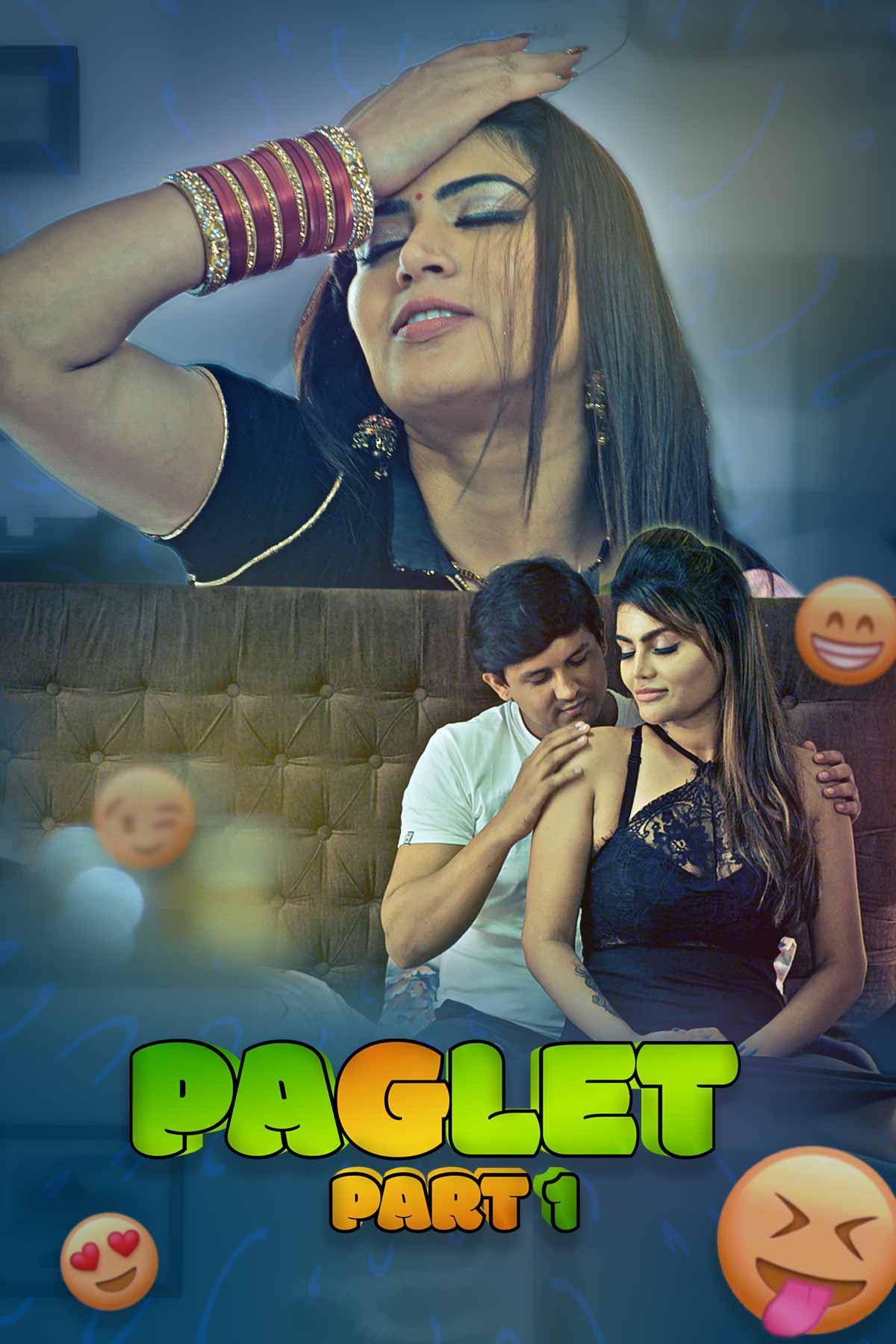 Download Paglet Part 1 2021 S01 Hindi Complete Kooku App Web Series 720p HDRip 300MB
