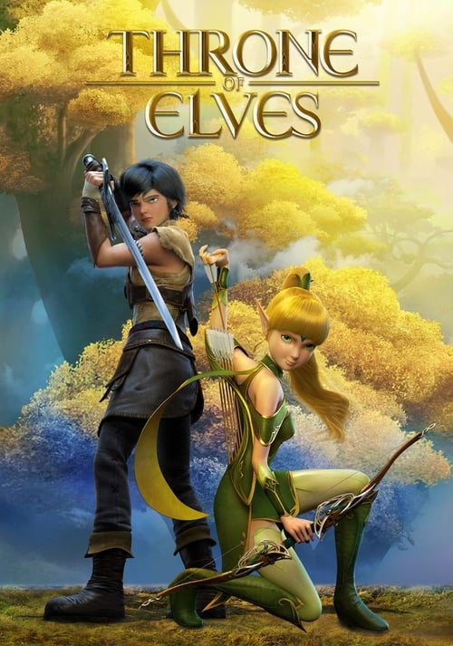 Dragon Nest : Throne of Elves (2016) ORG Hindi Dual Audio 480p BluRay ESubs 400MB Download