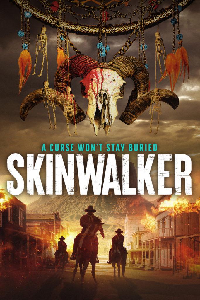 Skinwalker 2021 English 720p HDRip 800MB Download