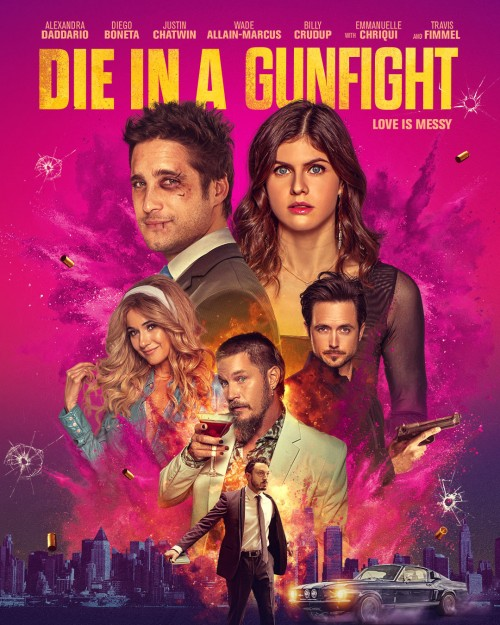 Die in a Gunfight (2021) BluRay 480p 720p English With Esubs Download