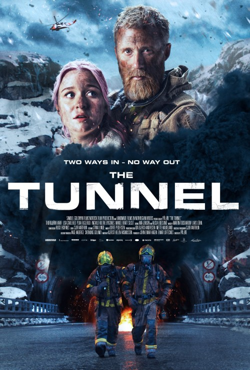The Tunnel (2019) Dual Audio Hindi & Norwegian BluRay 480p 720p 1080p Esubs Full Movie Download