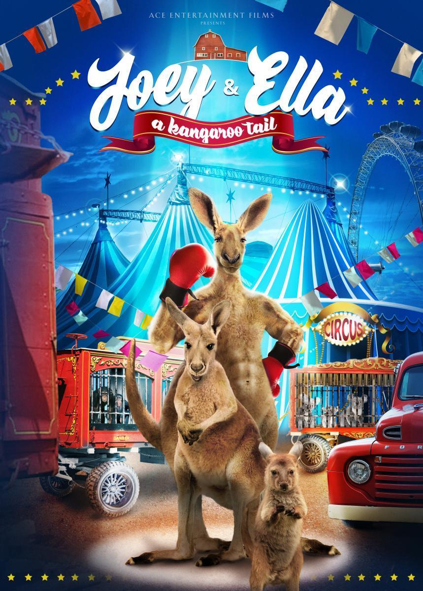 Joey and Ella A Kangaroo Tail 2021 English 720p HDRip 800MB Download