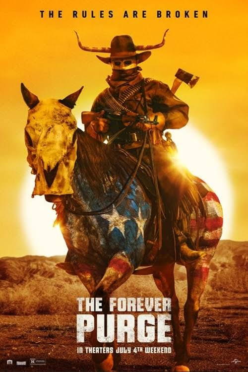 The Forever Purge 2021 English 720p HDRip ESub 800MB Download