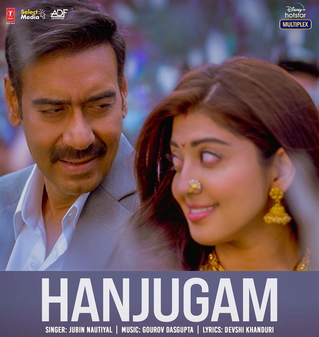Hanjugam (Bhuj The Pride Of India) 2021 Hindi Movie Official Video Song 1080p HDRip Download