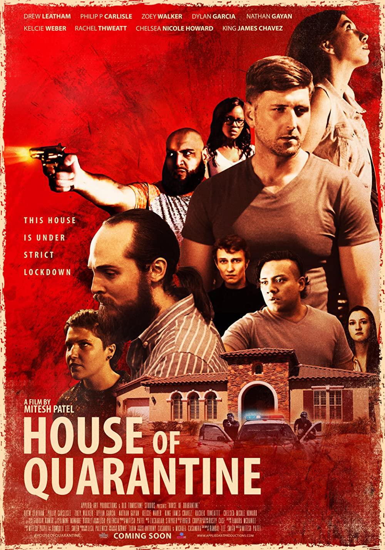House of Quarantine 2021 English 720p HDRip 800MB Download