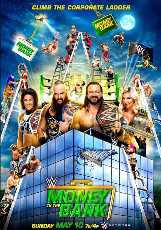 WWE Money in the Bank (18th July 2021) English 720p HDRip 2.3GB Download