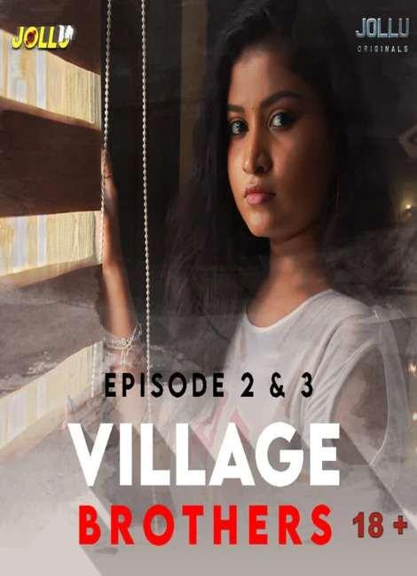 18+ Village Brothers 2021 S01 Complete Tamil Jollu App Web Series 720p HDRip 500MB Download