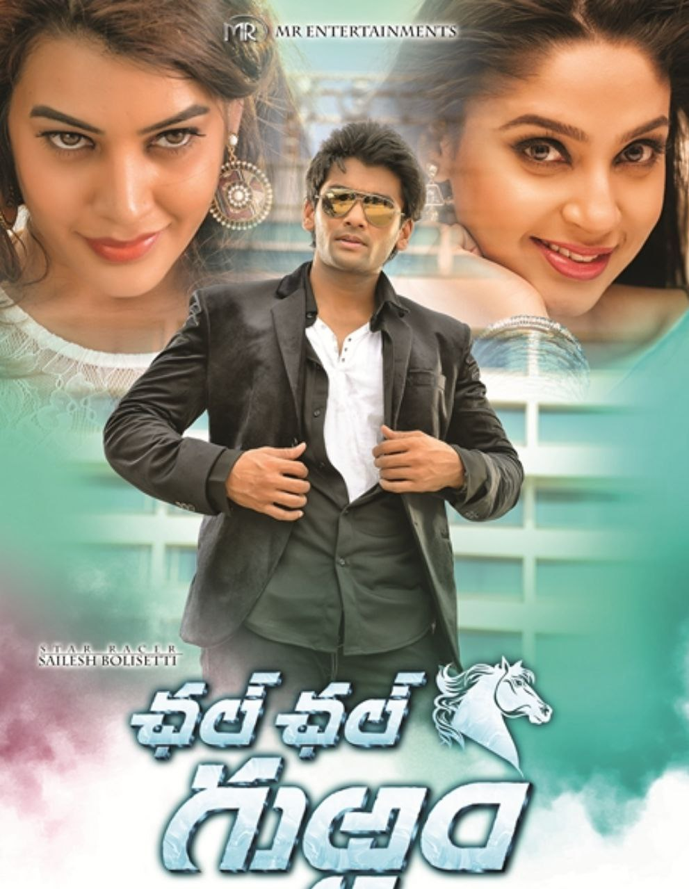 Chal Chal Gurram (Bajirao The Fighter 3) 2021 Hindi Dubbed ORG 600MB HDRip 720p HEVC x265 Download
