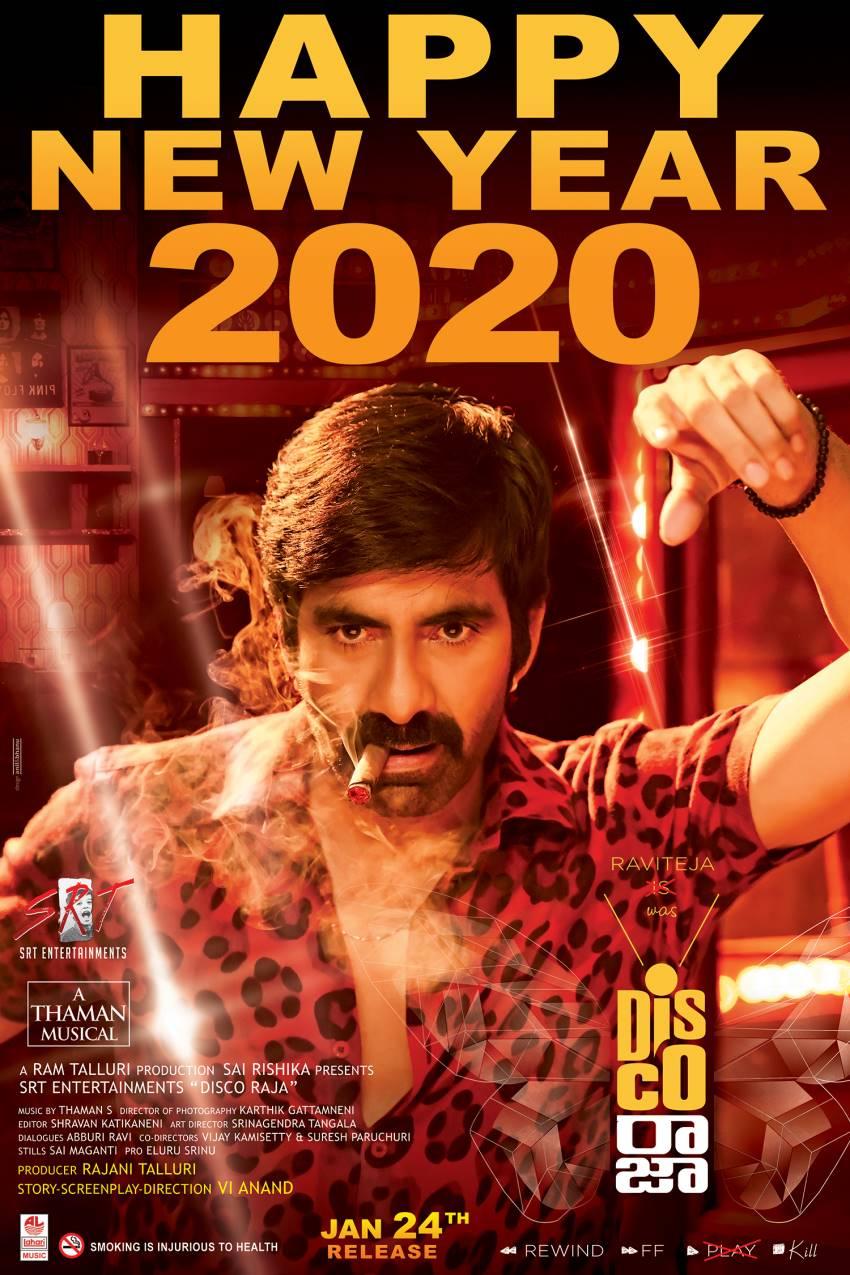 DISCO RAJA 2020 Hindi Dubbed (HQ Fan Dub) 480p UNCUT HDRip x264 470MB Download