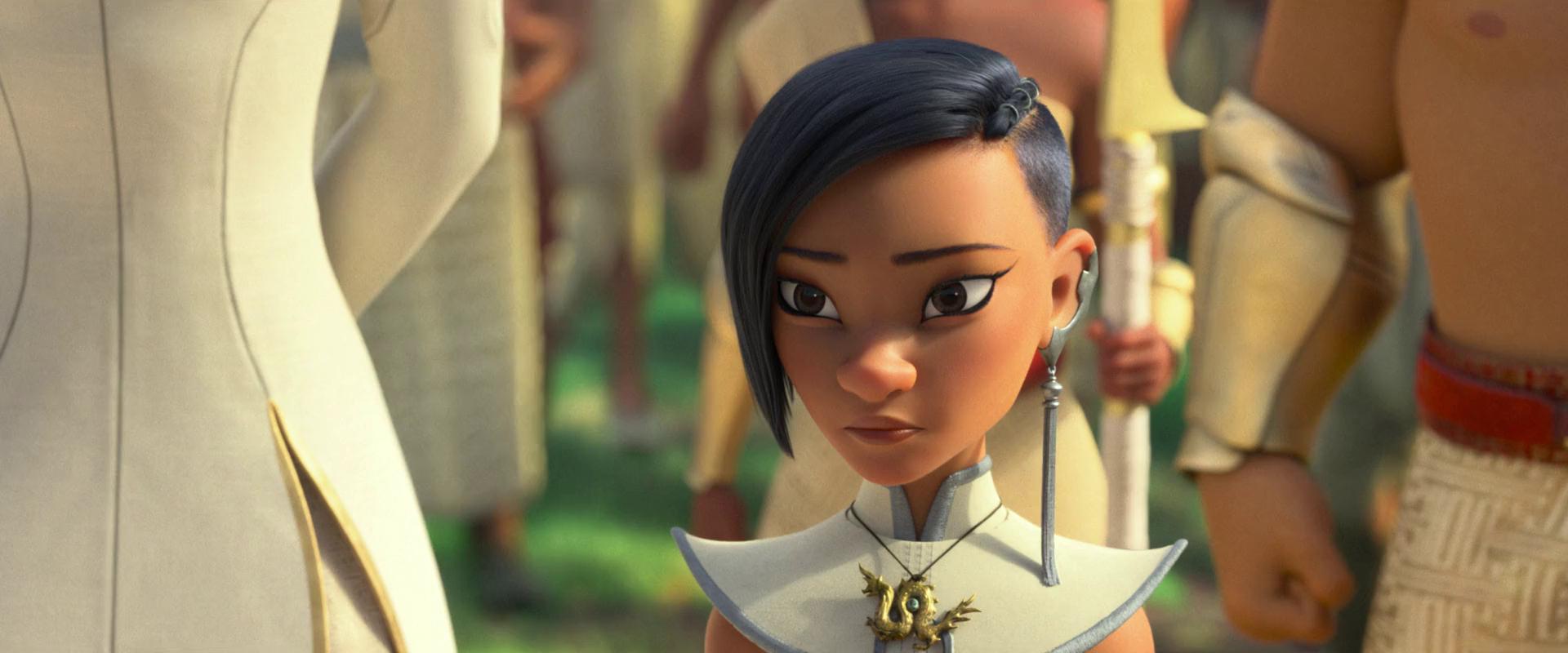 Raya and the Last Dragon (2021) 720p BluRay x264 DD5 1 [Hindi+Tamil+Telugu+English]