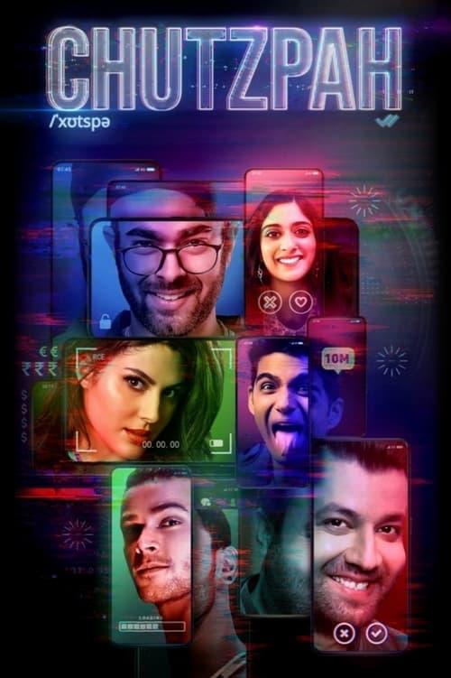 Chutzpah 2021 S01 Hindi Complete Sonyliv Original Web Series 720p HDRip 1.6GB Download
