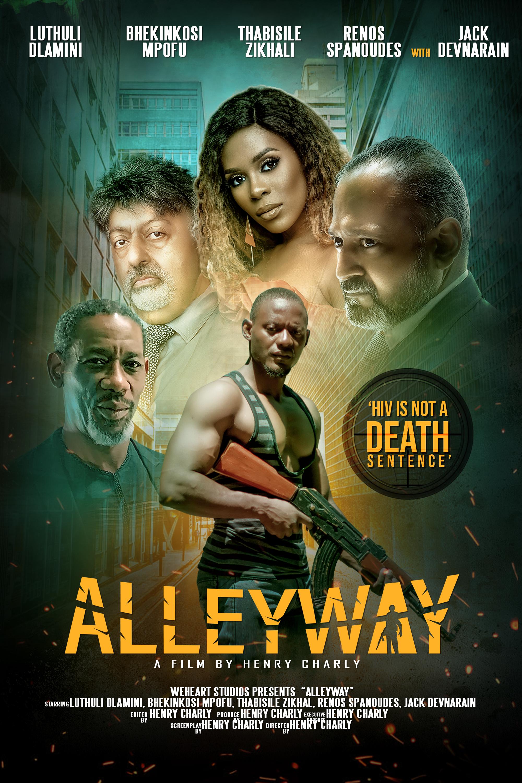 Alleyway 2021 English 720p AMZN HDRip ESub 800MB Download