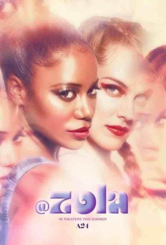 Zola 2021 English 720p AMZN HDRip ESubs 800MB Download