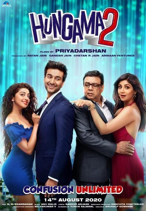Hungama 2 (2021) WEB-DL 480p 720p 1080p Hindi Esubs Full Movie Download