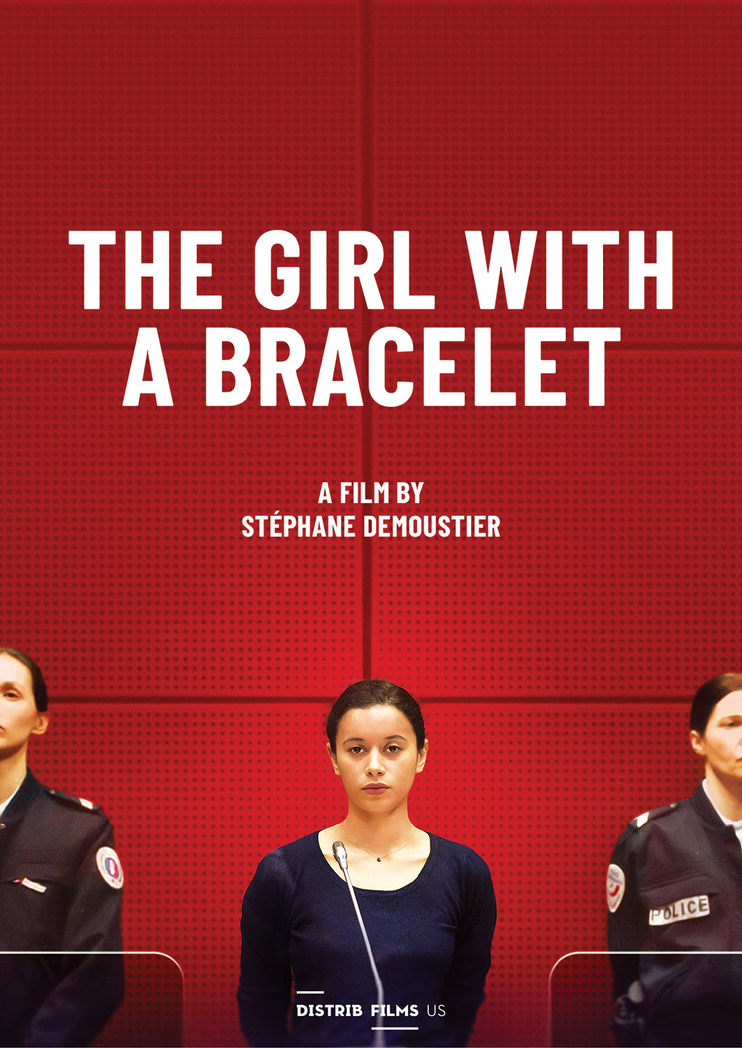 The Girl With A Bracelet 2019 Hindi ORG Dual Audio 480p BluRay ESub 341MB Download