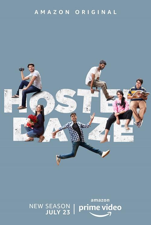 Hostel Daze Season 2 (2021) WEB-DL 480p 720p Hindi All Episodes Ep [1-4] Amazon WebSeries Download